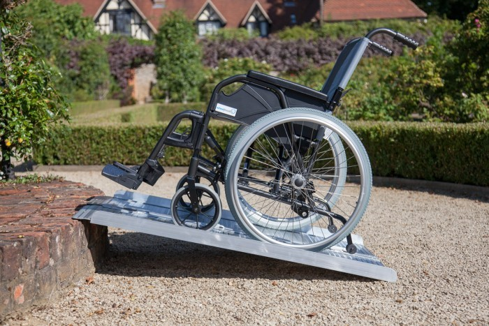 Economy Folding Wheelchair Ramps