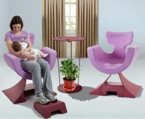Breastfeeding Chair for Mothers