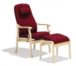 Delta high back recliner chairs and sofas