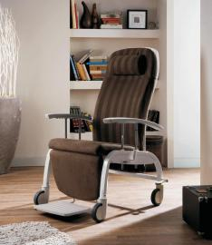 Fero High Back Mobile Recliner Chair1