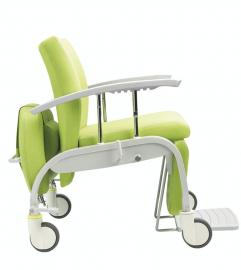 Fero High Back Mobile Recliner Chairs 2