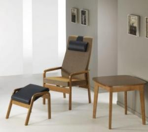Gent High Back Recliner Chairs 2