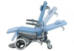 Sella Chair Bed Patient Transfer Function 3