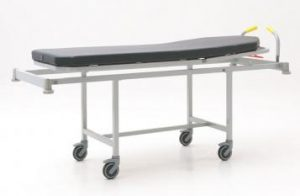 Vico 09770 Fixed Height Hospital Stretcher 2