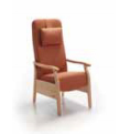 ATLANTICO FIXED chair