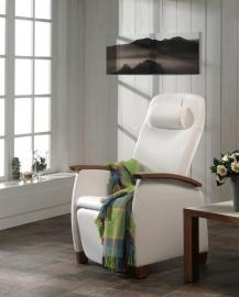 Domus high back recliner chair