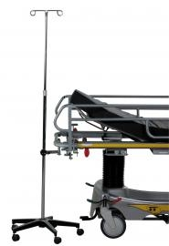 6NHS SUPPLY CHAIN MEDI-CRUISER MOTORISED PATIENT TRANSFER TROLLEY