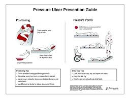 Pressure Sore Prevention
