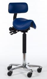 AMAZONE SADDLE MEDICAL CHAIRS WITH BACK REST