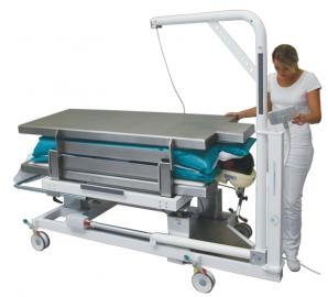 ARDS Patient Treatment Trolley for ICU Intensive Care